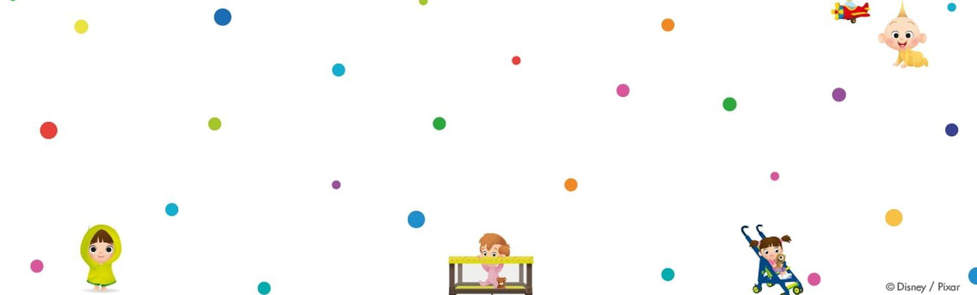 El micromundo del bebé