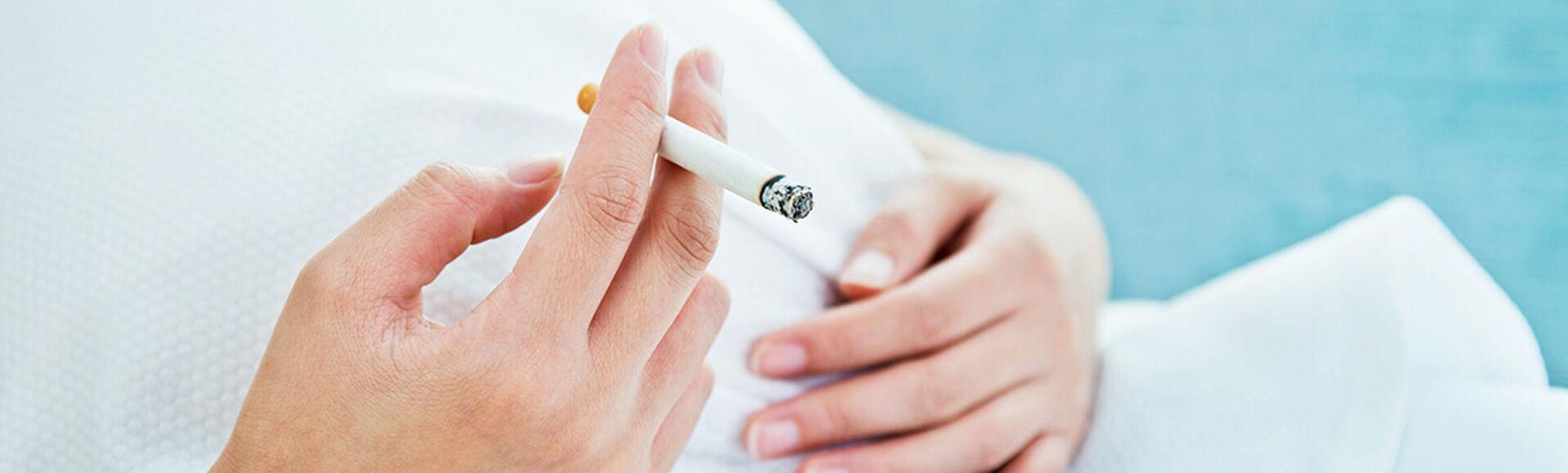 Efectos del cigarrillo en tu embarazo   Más Abrazos by Huggies