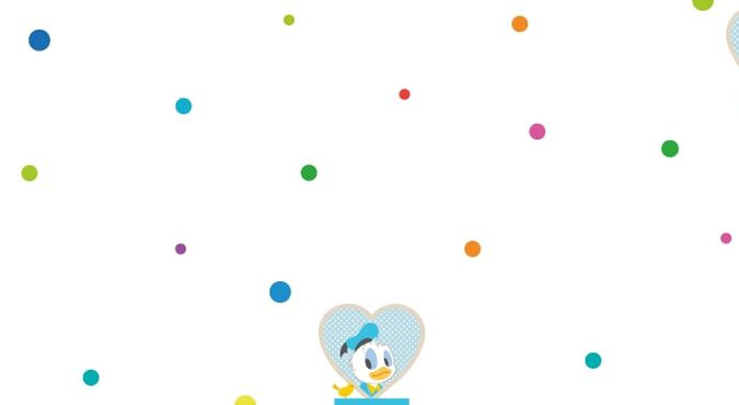 Tarjeta de invitación digital con dibujos de Mickey y Minnie