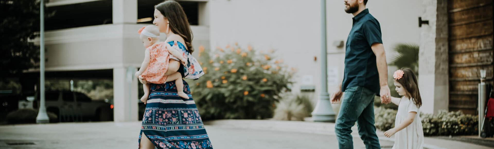 Saliendo de casa con tu bebé