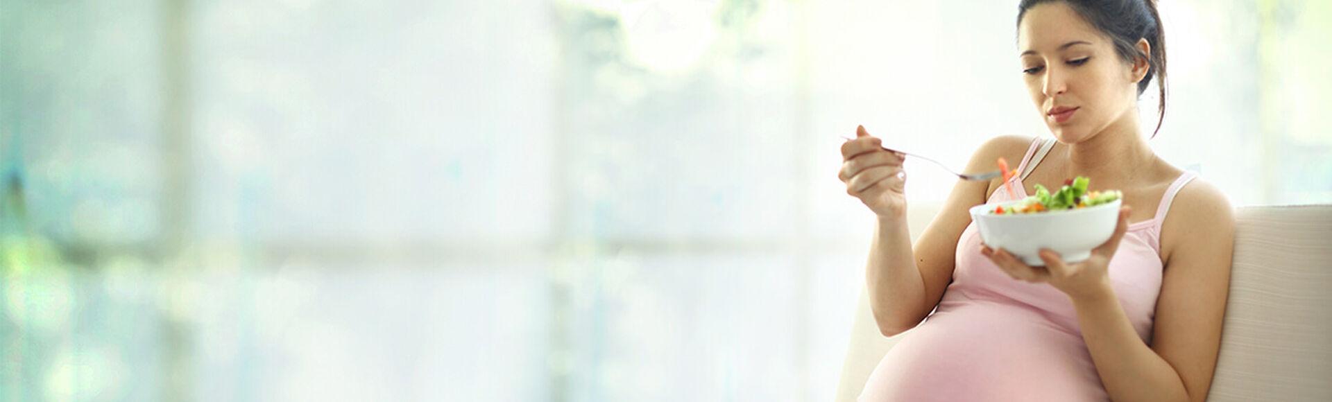 Recomendaciones nutricionales en el embarazo | Más Abrazos by Huggies