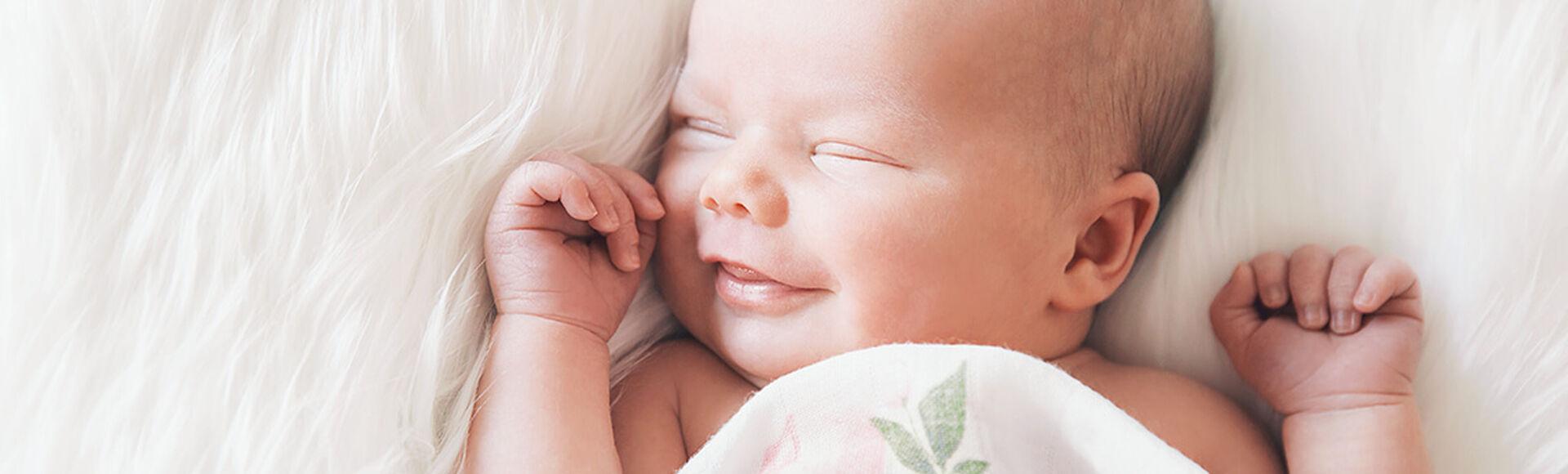 Como se pronuncia el sueño en los bebés | Más Abrazos by Huggies