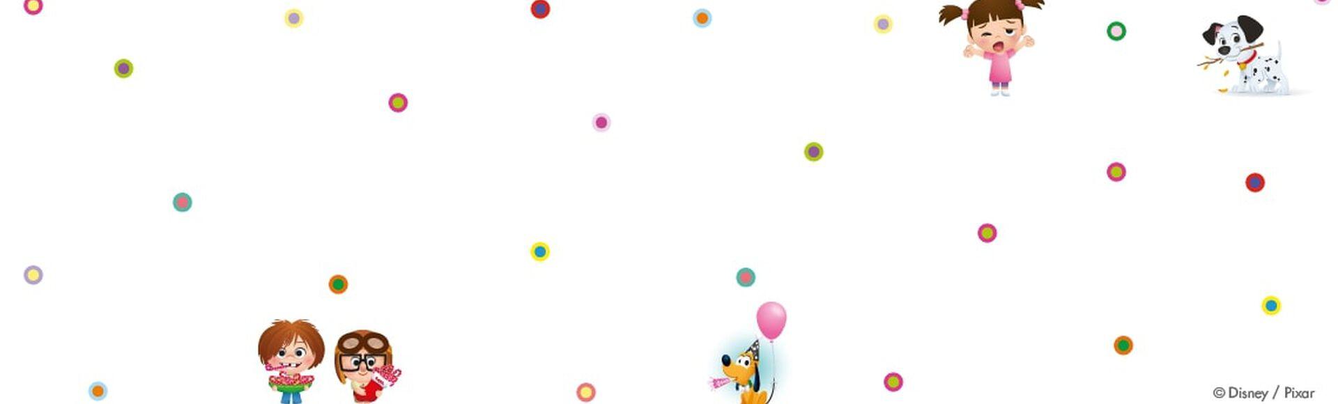 Boo, Dalmata y Pluto