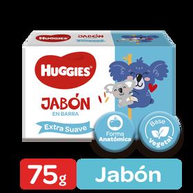 Jabón Huggies Extra Suave - 75gr