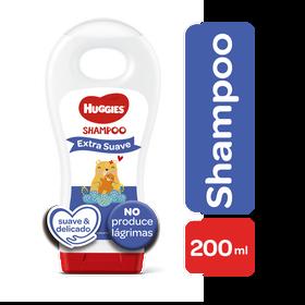 Shampoo Huggies Extra Suave - 200ml