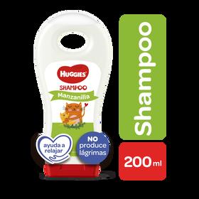 Shampoo Huggies Manzanilla - 200ml