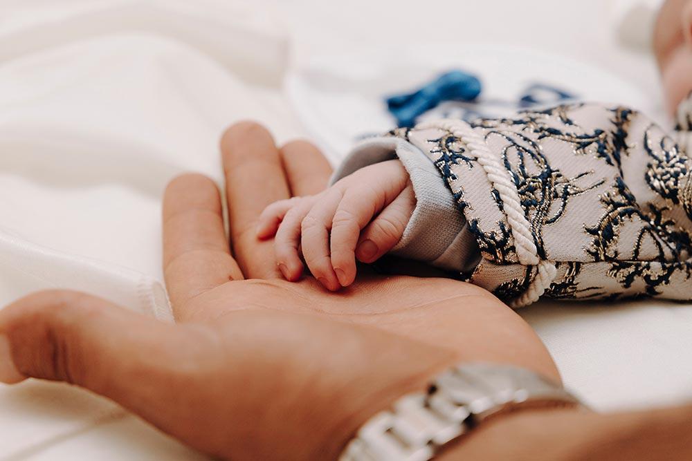 Cómo cortar las uñas de tu bebé