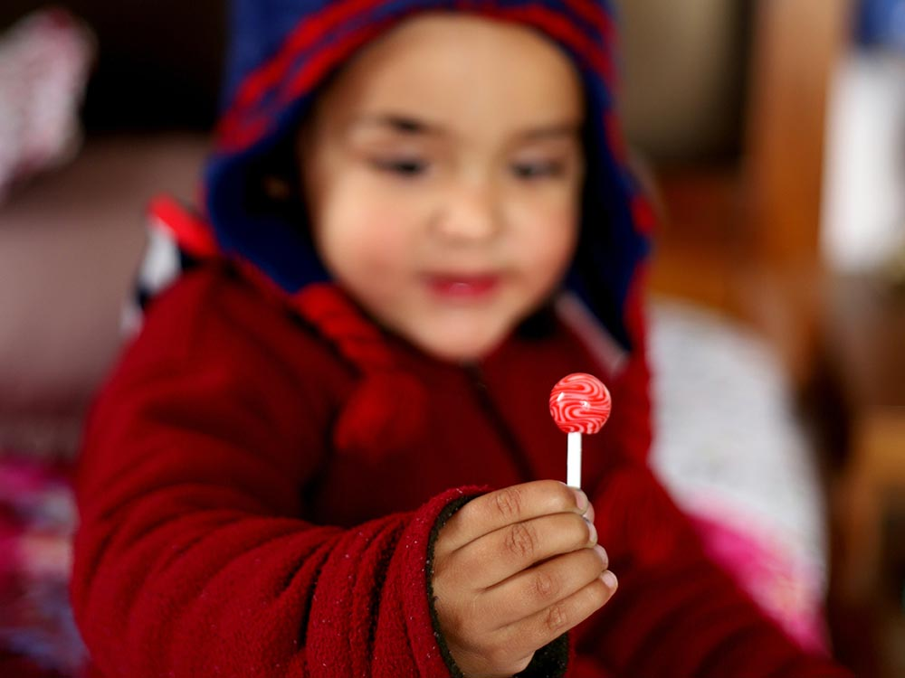 Manejar el gusto por los dulces